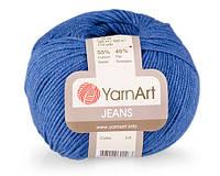 Jeans (джинс) yarnart полухлопок