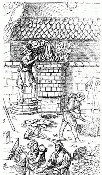 История производства и использования железа  Часть I