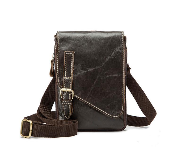 8297f2e16e30 Небольшая мужская кожаная сумка Marrant, цена 1 127 грн., купить в ...
