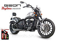 Мотоцикл GEON Daytona 350EFI, лучшие чоппера 350см3