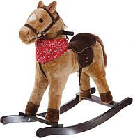 Лошадка-качалка для детей Ecotoys GS2021