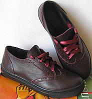Кеды в стиле Timberland oxford женские Кожа натуральная кроссовки туфли обувь, фото 1