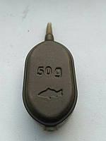 Карповая кормушка Метод Boat 50 грамм