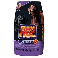 Корм для собак Пан Пес сухой врач-А 10 кг