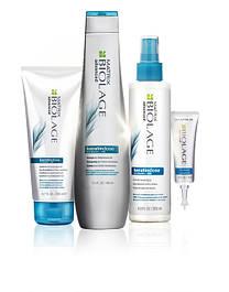 Биолаж Кератиндоз - Гамма продуктов для восстановления кератинового уровня середины волос