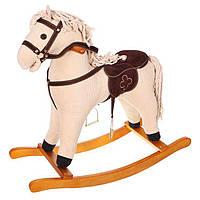 Детская лошадка-качалка Ecotoys GS2025