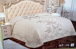 Покрывало двухспальное 240*260 MY BED Bamboo, Турция HLP-110