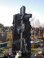 Памятники из гранита от производителя Житомир(Образцы №310)