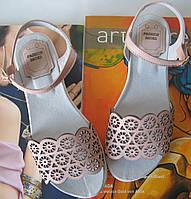 Fashion стильные женские кожаные сандалии обувь красивого пудрового цвета босоножки летние легкие комфортные