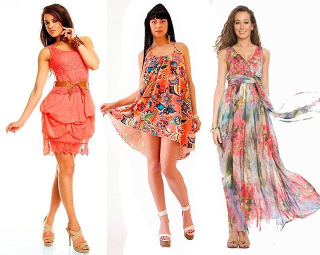 Летние платья и сарафаны 2019 – новая коллекция в магазине Стильная девушка
