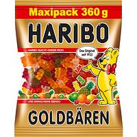 Конфеты Золотые Мишки Харибо Goldbären Haribo  360 гр.