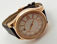 Женские часы Guardo Cristal - Italy, цвет золото, белый циферблат, фото 1