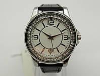 Женские часы Guardo Cristal - Italy, цвет серебро, белый циферблат
