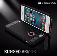 Чехол бампер Rugged Armor для iPhone 5 5s SE