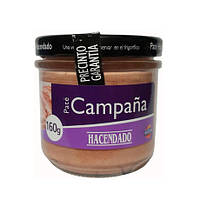 Паштет из свинины Hacendado «Pate Campana», 160г