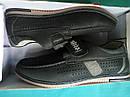 Детские школьные туфли мокасины для мальчиков Размер 37, фото 7