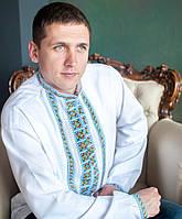 Вишита сорочка Козацькі ромби (ручна робота)