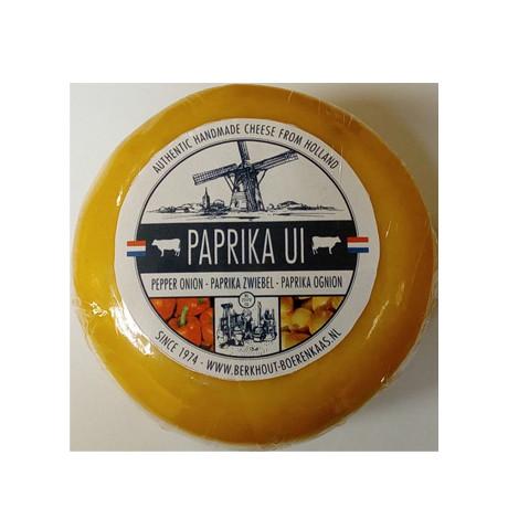 Голландский сыр Гауда с паприкой, 500г