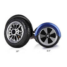 Гироскутер Smart Way Balance Wheel 10 Карбон, фото 3