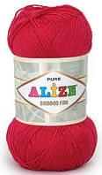 Турецкая пряжа для вязания Alize Bamboo Fine. Цвет 70