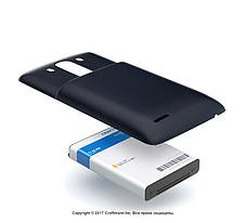 Аккумулятор +2_Energy Craftmann для LG D856 G3 (ёмкость 5900mAh), фото 3