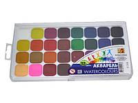 Луч Краски акварель Классика 32 цвета