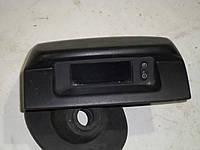 Часы в панель, дисплей Opel Vivaro (00-06) 1,9 дизель механика  (2004)