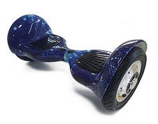 Гироскутер  Balance 10 Синий космос, фото 3