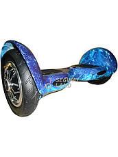 Гироскутер  Balance 10 Синий космос, фото 2