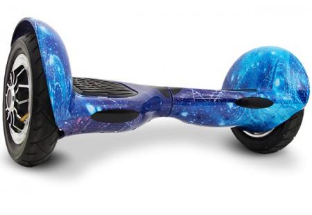 Гироскутер  Balance 10 Синий космос