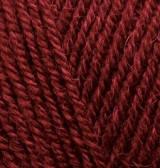 Alize Alpaca Royal - 57 бордовый