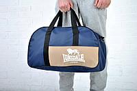 Сумка спортивная сумка дорожная Материал: плотная водоотталкивающая ткань Размер:28х50х20