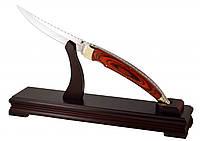 Нож на подставке 8017