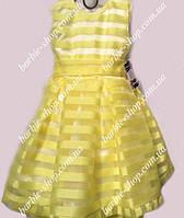 Летнее платье для девочки 2104