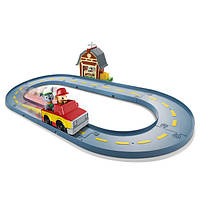 Paw Patrol Щенячий патруль Трек Спасательная миссия Рокки на ферме Rocky's Barn Rescue Track Playset