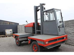 Бічний навантажувач Linde S50 (1025)