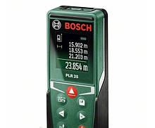Лазерный дальномер Bosch PLR 25 (new)