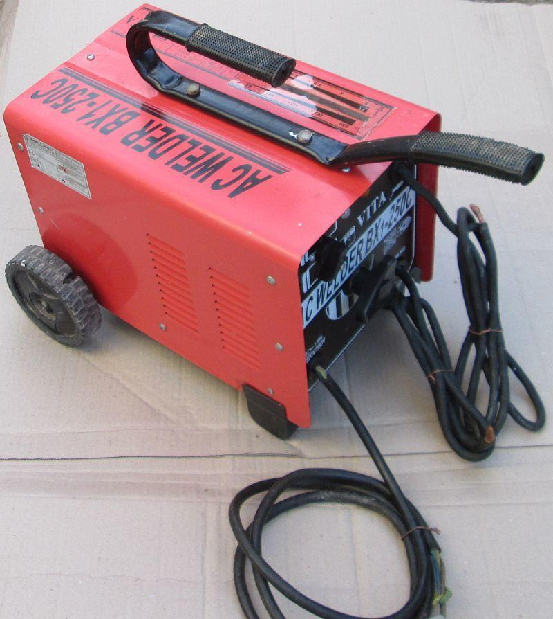 Сварочный аппарат welder 250 ac инверторные сварочные аппараты пит