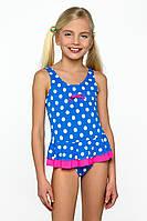 Детский купальник для девочки model 44 104-122