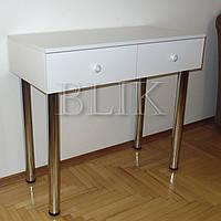 Столик на хромированных ножках (Ст-03), фото 1