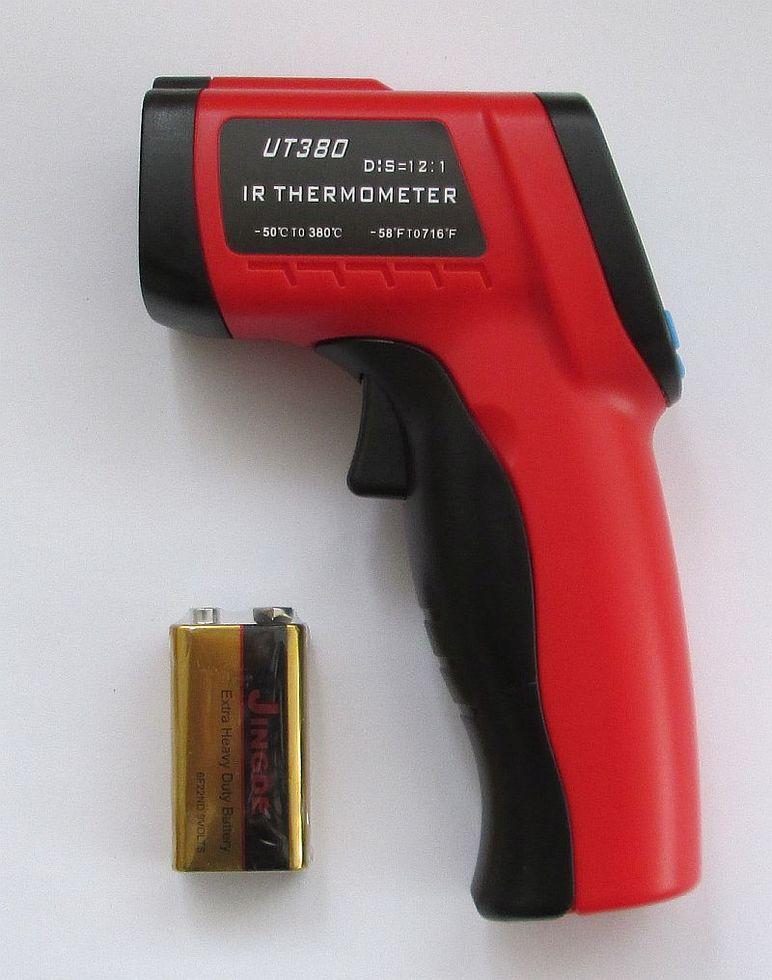 Инфракрасный пирометр Ut380