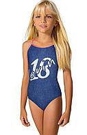 Детский купальник для девочки model 68