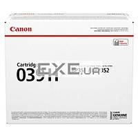Тонер Canon 039H Black (0288C001)