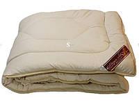 Одеяло для гостиниц и отелей, ткань-микрофибра, наполнитель-шерсть+холофайбер