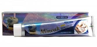 Зубная паста (гель) Мисвак с черным тмином от Hemani 100 гр