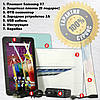 Samsung X7 планшет дуос 2 sim таблет Android 5.1 GPS навигация wi-fi 1024*600 IPS 6 ядер 3G sms 3000mAh Aкция!, фото 4