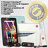 Планшет навигатор телефон Samsung X7 Android 5.1 GPS навигация wi-fi 1024*600 IPS 6 ядер 3G 2 sim sms 3000 mAh, фото 4
