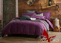 Современное постельное белье 1,5 набор Фиолетовый рай
