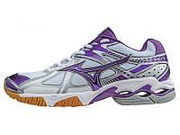 Женские волейбольные кроссовки Mizuno WAVE BOLT 4 (V1GC1560-68), Размер UK 8.5