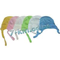 Шапка для младенцев LenLa13A14 интерлок 10 шт (0-3 мес)